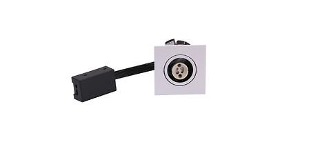 GU10 LED-spot som ersätter halogenspots