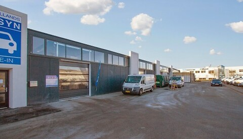 Produktionslokaler Aalborg