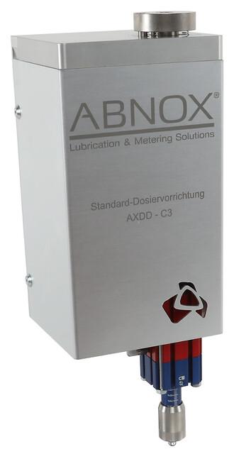 Abnox Dosing Device AXDD til fedtdosering