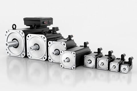 Servomotorer med maksimal torque-densitet