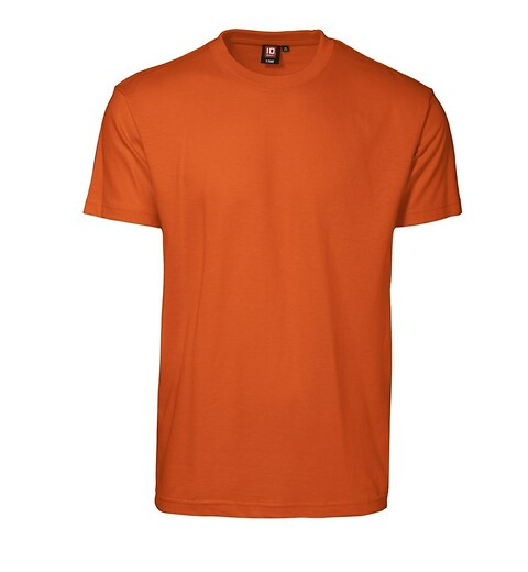 T-shirt, orange - 0510