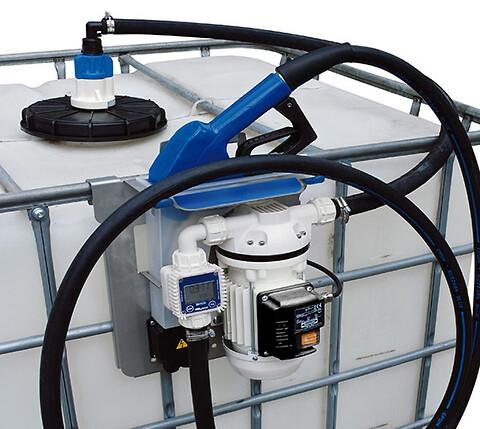 AdBlue pumpesæt- pro med K24