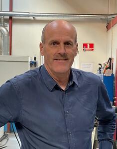 Anders Jeppesen, salgschef Aalborg Maskinfabrik