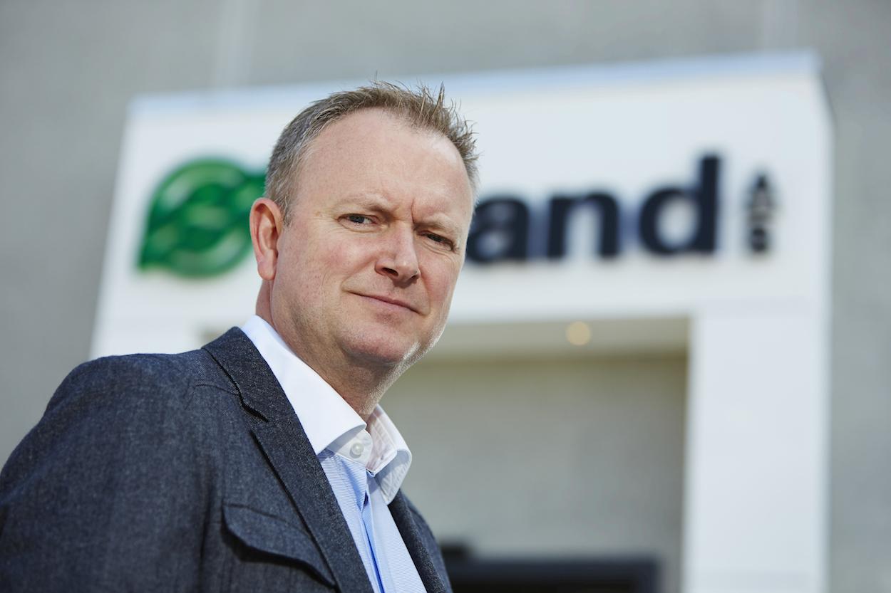 Øland har succes på Fyn - Building Supply DK