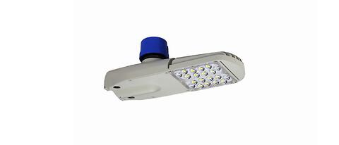Energieffektiv LED-armatur för gatubelysning