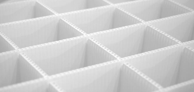 Wellplast® corrugated plastic
