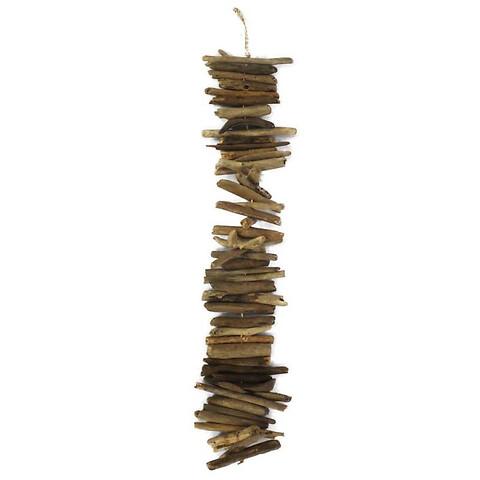 Drivtømmer look a like ranke, 50cm, ægte træ