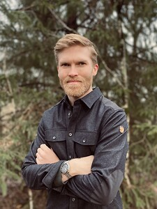 Jakob Lagerwall, Global Product Specialist, Husqvarna Group besöker Elmia Subcontractor i november.