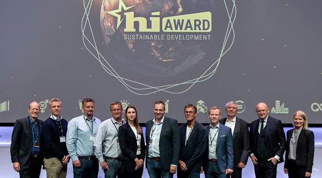 De nominerede til hi-messens\nnystiftede bæredygtighedspris