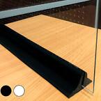 Bundprofil 80 mm (Heavy Base Profile)  til smitteskærm / hygiejneskærm - Betech