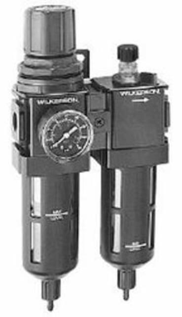 Wilkerson filterregulator-smører fra Vestec
