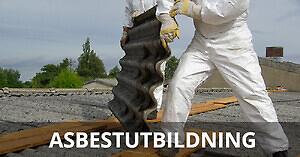 Asbestutbildningar