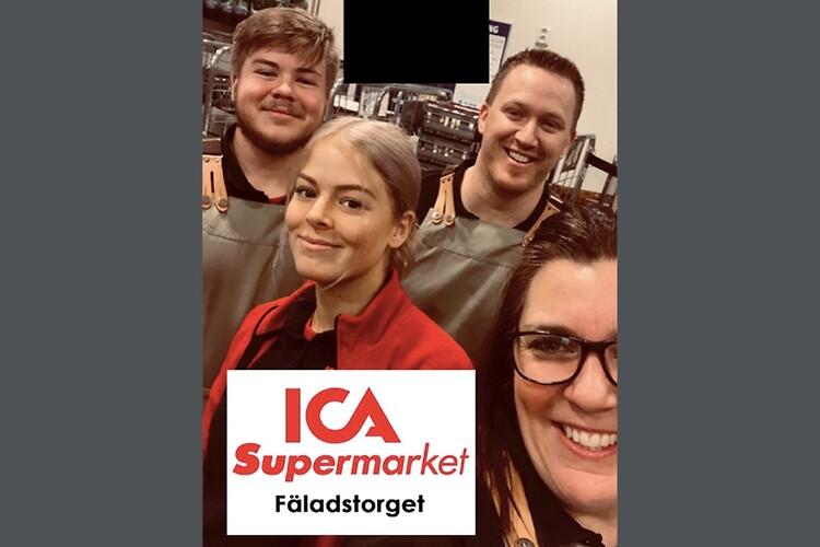 Ica Supermarket Fäladstorget, Lund