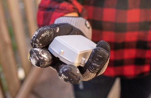 GPS Asset Tracker til sikring af maskiner og udstyr - GPS asset tracking til maskiner og materiel.