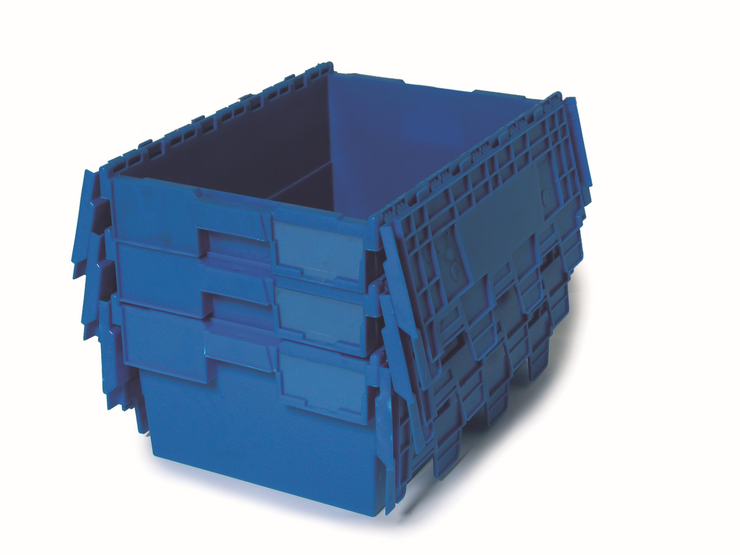 Praktiske kasser til transport og opbevaring - Food Supply DK
