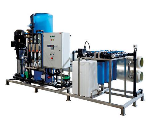 RO-HC-6000-G - High Capacity RO anlæg - RO-HC-6000-G - High Capacity RO anlæg