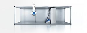 Adiabatisk køling, evaporativ køling, Condair, luftbefugtning