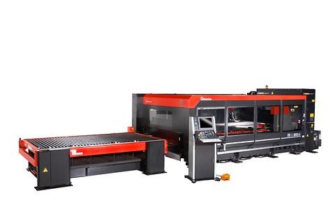 Amada FO M II 3015 NT 4kW laser