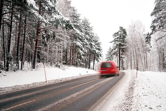 Biltorvet tester vinterdæk