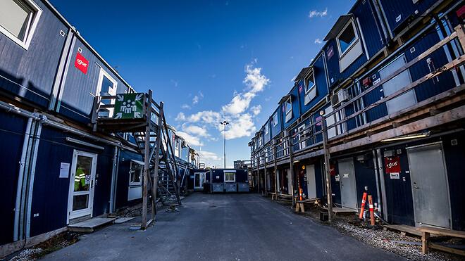 Ajos a/s er leveringsdygtige i skurbyer i alle størrelser over hele Danmark.