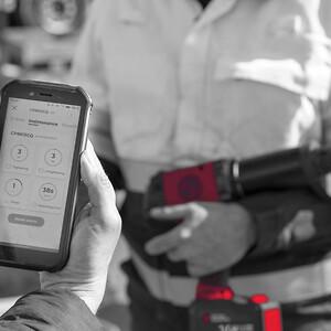 NYHED! Intelligent High Torque batteri momentnøgle fra Desou