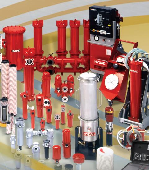 Diesel filter fra Hydac