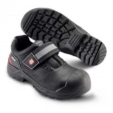 Sikkerhedssko, Brynje Advantage - brynje sikkerhedssko sko fodtøj sikkerhedsfodtøj værnemidler arbejdstøj arbejdssko