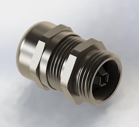 EMC metalforskruninger fra SynFlex
