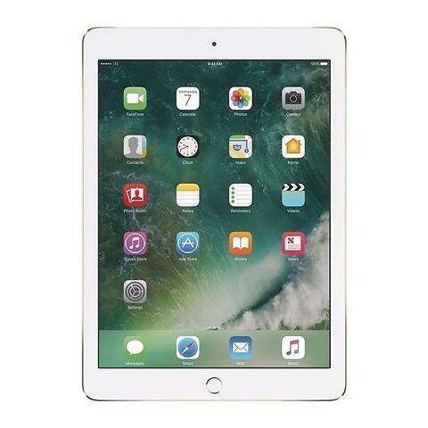 Apple ipad 5 128GB wifi (guld) - grade c - tablet