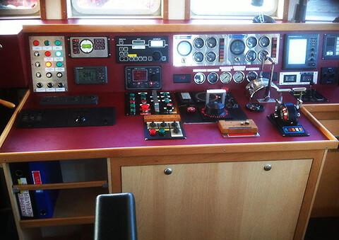 Skibsaptering - Kontakt Nautic Wood