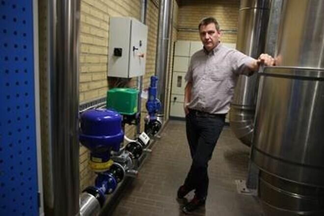 Armatec leverer spædevandsstationer til fjernvarmesystemer