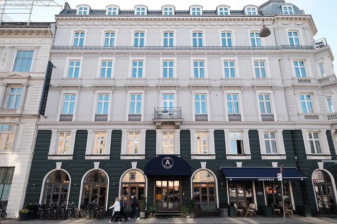 Hotel Alexandra i København