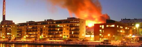 Safe-Vent tilbyder løsninger, der eliminerer brand og eksplosionsfare i produktionsanlæg