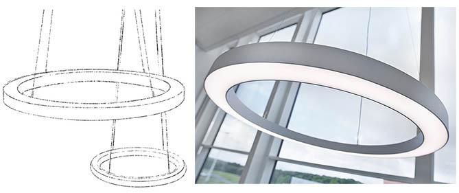 lightnet by luminex arkitektonisk belysning licitationen. Black Bedroom Furniture Sets. Home Design Ideas