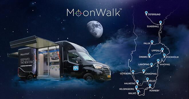 MoonVan Roadtour