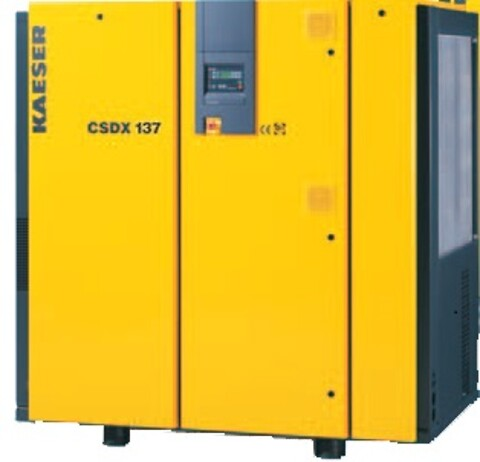 Kaeser Kompressorer AB CSDX 137 2008