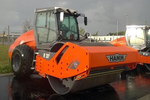 Hamm H20i 2014