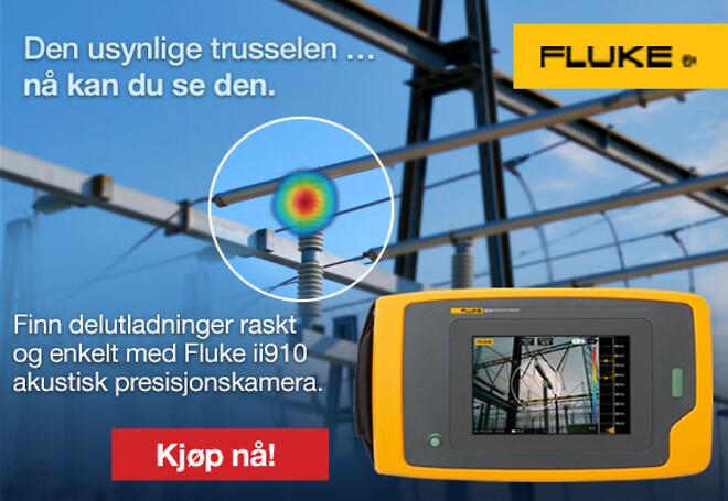 Fluke ii910 Akustisk presisjonskamera