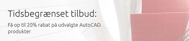 Rabat på AutoCAD