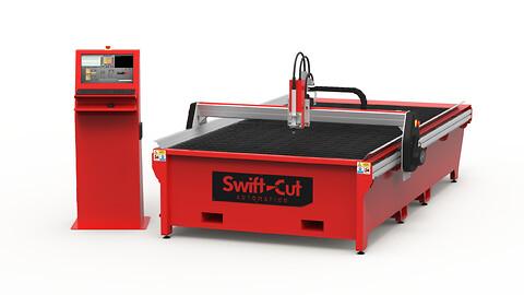 DEMOMASKIN til salgs: Swift-Cut 3000 WT