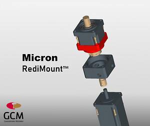 Micron RediMount monteringssystem