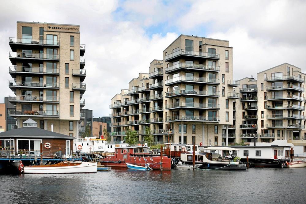 København får endnu en bro i havnen - Licitationen
