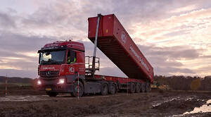 HCS søger vognmænd med entreprenørbiler - Sjælland