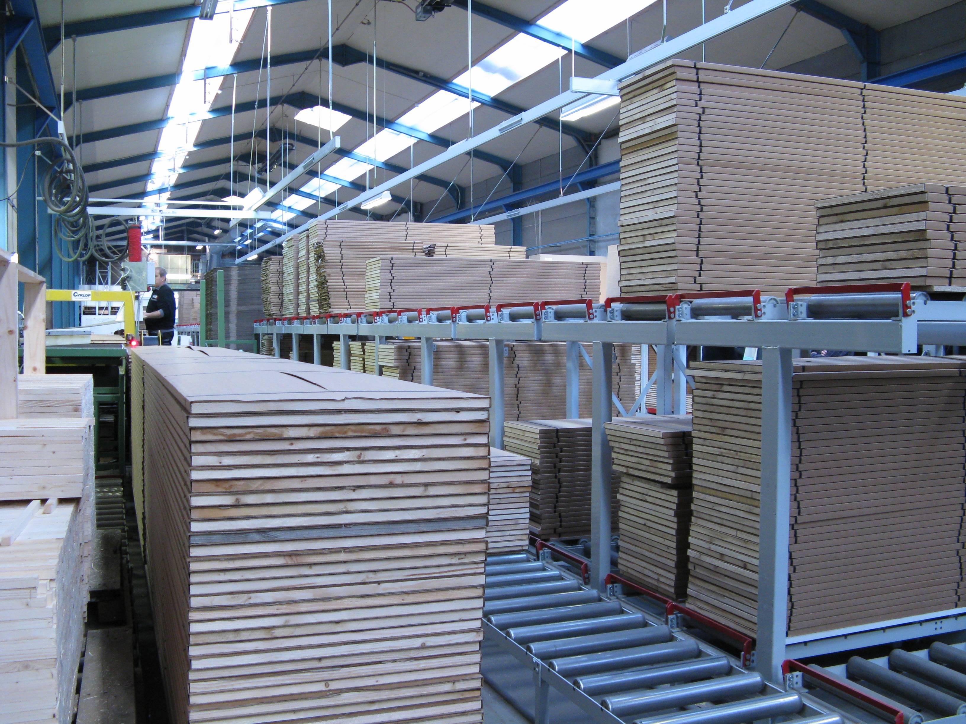 ka interiør KA Interiør udvider og styrker produktionen i Grindsted   Wood  ka interiør