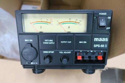 Strømforsyninge maas SPS-50 ii