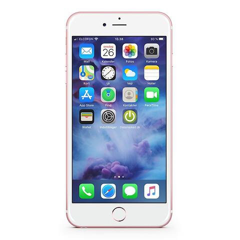 Apple iphone 6S 32GB (rosaguld) - grade a - mobiltelefon