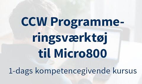 CCW Programmeringsværktøj til Micro870 & Kinetix 5100 - CCW Programmeringsværktøj til Micro870 & Kinetix 5100