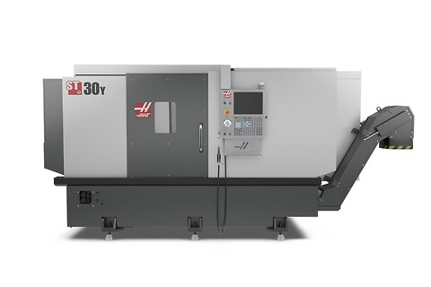 HAAS Automation, Inc. ST-30Y med subspindel
