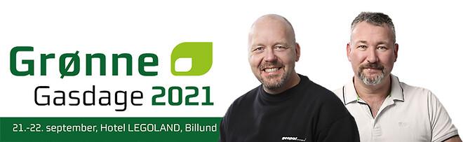 Geopal til Grønne Gasdage 2021