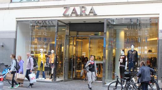 c2ecbcb31433 Zara-butik åbner i ombygget Rosengårdcenter - RetailNews